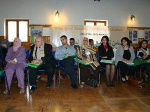 مؤتمر المبادرة الدولية للتضامن مع المجتمع المدني العراقي - فلتري - روما - ايطاليا 2009