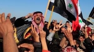 التظاهرات في الفلوجة - كانون الثاني -2013