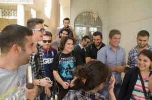 متطوعي المنتدى الاجتماعي العراقي - 2013
