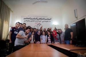 متطوعي المنتدى الاجتماعي العراقي