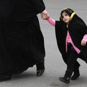 IRAQ-POLITICS-RELIGION-WOMEN-RIGHTS