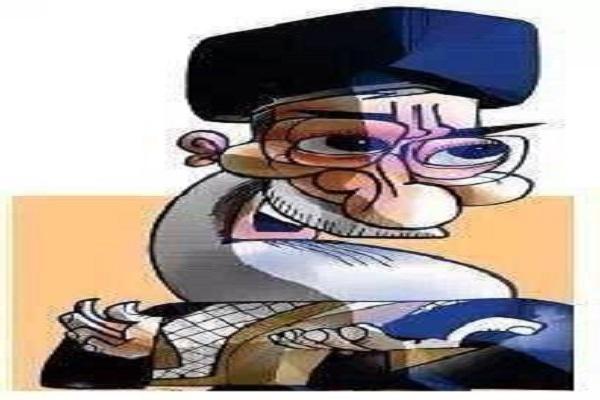 نتيجة بحث الصور عن رسام الكاريكاتير العراقي / أحمد الربيعي