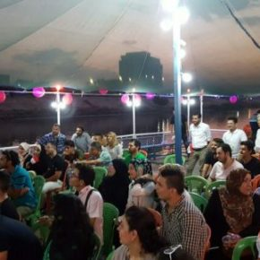 احتفالية حملة انقاذ نهر دجلة والاهوار العراقية بمناسبة ادراج الاهوار على لائحة التراث العالمي