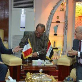 العراق يشكو من صالونات أوربا لبيع الاثار: بعضها يبيع قطعنا المهربة
