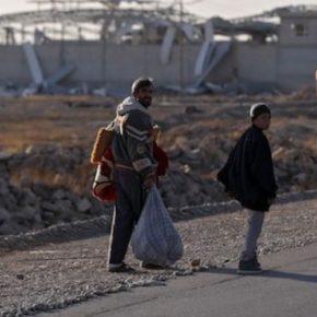 إصلاح ذات البين في مجتمع مُنقسم ، بعد هزيمة داعش