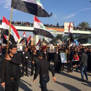 شهداء ساحة التحرير ، شهداء نضال عراقي لاعنفي مستمر