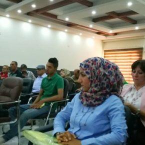 """جلسة حوارية نظمها مركز المعلومة والمنتدى الاجتماعي العراقي:  """"حرية التعبير كقيمة أساسية من قيم الديمقراطية"""""""