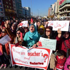 رسالة مفتوحة من فريق صناع السلام المسيحي حول الاحتجاجات الحالية في إقليم كردستان