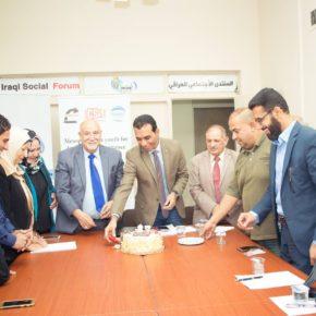 النقابات العراقية تواصل نجاحاتها وتكسر القيود القانونية الظالمة التي تقيد الحريات النقابية