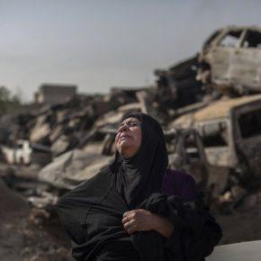 الاعداد الهائلة للقتلى خلف عمليات تحرير الموصل