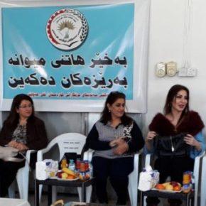 تأسيس لجنة نسائية لنقابات العمال في إقليم كوردستان