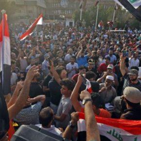 مقتل متظاهر سلمي امام غرب القرنة ٢ ، الحكومة العراقية يجب ان تفتح تحقيق