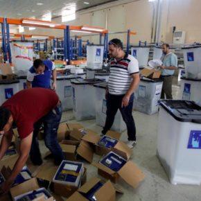 تجاهل لجنة الانتخابات العراقية التحذيرات بشأن آلات التصويت