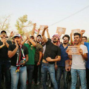 إنتفاضة المياه من البصرة تضيف خمسة عشر شهيد و تعيد رسم التحالفات السياسية في العراق