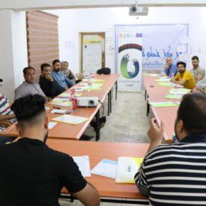 مجلس العمارة للتماسك الاجتماعي يناقش قضايا العمال في جلسة حوارية في العمارة