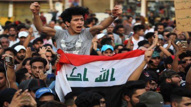 تجدد الاحتجاجات جنوب العراق والحكومة تبدأ إحصاء ضحايا المظاهرات