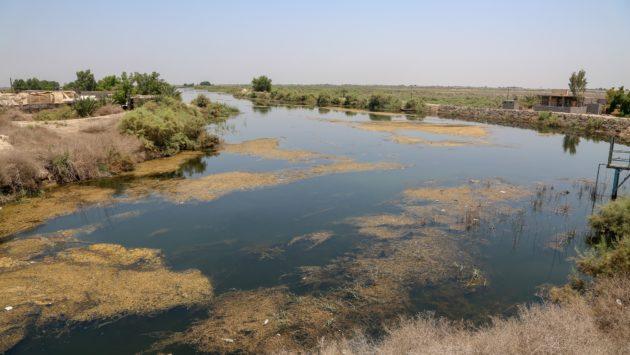 طلاق تقرير جديد وأداة الموقع الالكتروني من قِبل المنظمة الدولية للهجرة (IOM) ودلتارس (Deltares) لتقديم معلومات دقيقة وعميقة حول أزمة المياه التي تلوح في الأفق في العراق