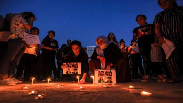 """بعد ست سنوات من مذبحة الإيزيديين ، حثت الولايات المتحدة على اتخاذ """"إجراءات أكثر جرأة"""""""