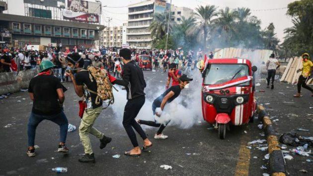 أحكام بحق ضباط بتهم قمع متظاهري العراق… ماذا عن المليشيات؟