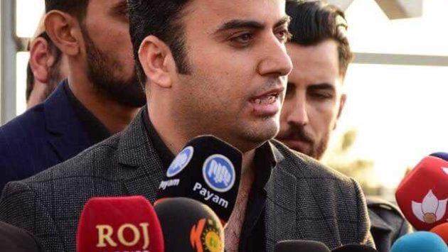 مصير مجهول يواجه كاتب صحفي في سجون اقليم كردستان