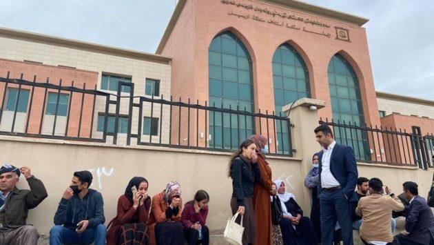 إقليم كردستان العراق: محاكمات معيبة لصحفيين ونشطاء