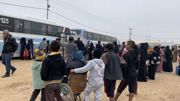 العراق: خطط إغلاق المخيمات غير ملائمة
