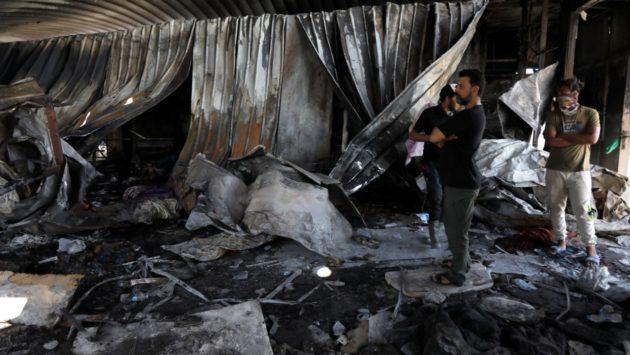 حريق مستشفى الناصرية يكشف ضعف استعدادات المستشفيات التعليمية في العراق
