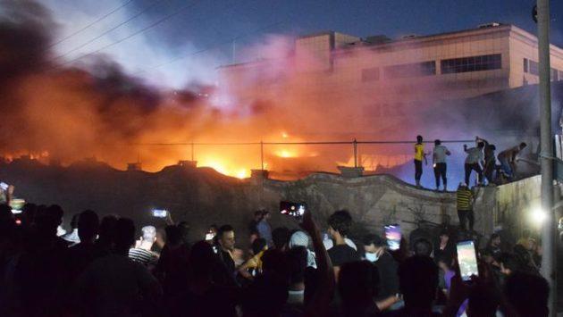 مشاكل أكبر تكمن وراء حرائق المستشفيات في العراق